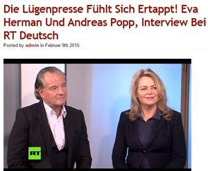 Andreas Popp Eva Herman Lebensgefährte